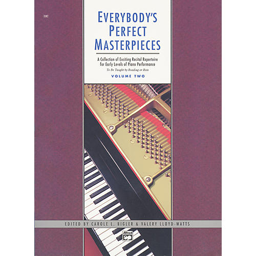 Alfred Everybody's Perfect Masterpieces Volume 2-thumbnail
