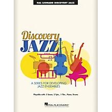 Hal Leonard Evil Ways Jazz Band Level 1-2 Arranged by John Berry