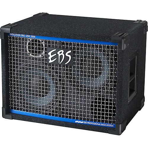 EBS Evolution ProLine 210 Pro Speaker Cabinet