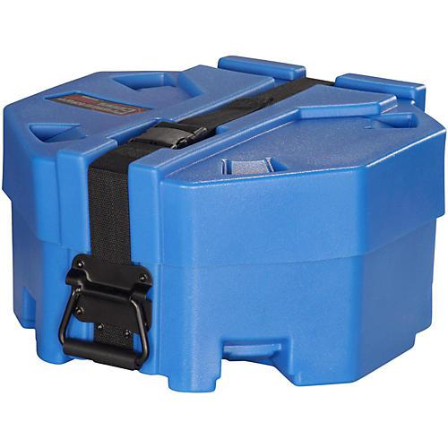 Gator Evolution Series Roto Molded Snare Case Blue 5 in.