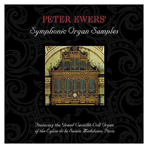 Tascam Ewers: Symphonic Organ Giga CD