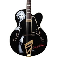 D'Angelico Excel EXL-1 Marilyn Monroe Edition Hollowbody Guitar