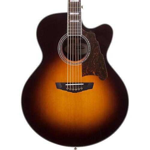 d 39 angelico excel madison acoustic electric guitar sunburst musician 39 s friend. Black Bedroom Furniture Sets. Home Design Ideas