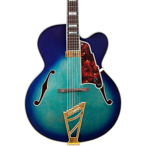 D'Angelico Excel Series EXL-1 Hollowbody Electric Guitar with Stairstep Tailpiece