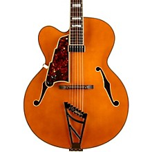 Open BoxD'Angelico Excel Series EXL-1 Left Handed Hollowbody Electric Guitar with Stairstep Tailpiece