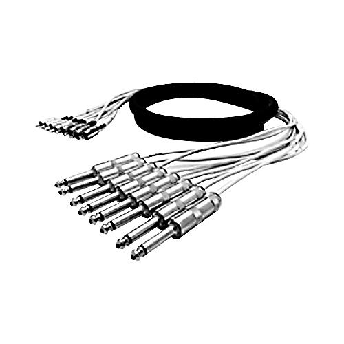 Pro Co Excellines 8-Track Multitrack 1/4'-RCA Cable-thumbnail