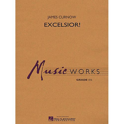 Hal Leonard Excelsior! Concert Band Level 1-thumbnail