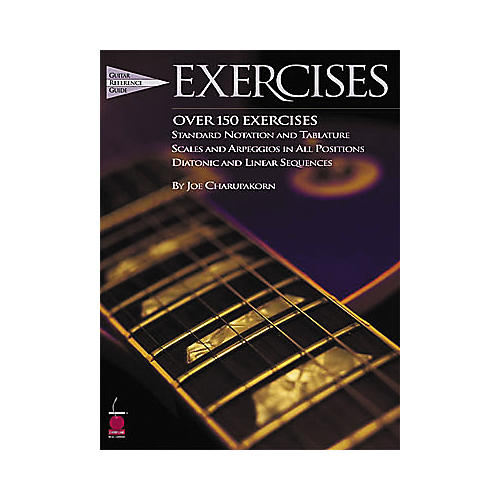 Cherry Lane Exercises Book