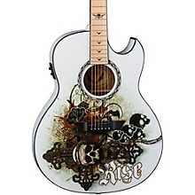 Dean Exhibition Acoustic-Electric Guitar Resurrection Graphic