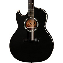 Dean Exhibition Left-Handed Acoustic-Electric Guitar