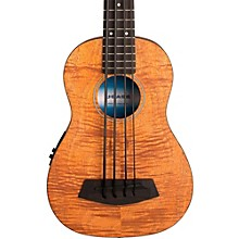 Open BoxKala Exotic Mahogany Acoustic U-Bass