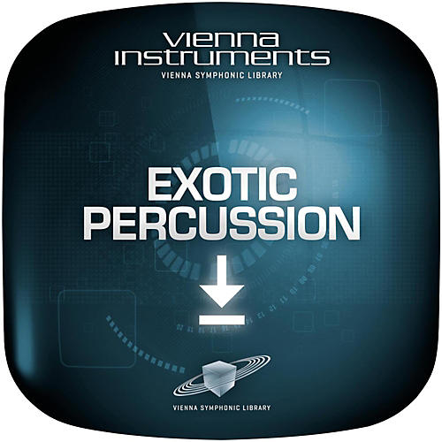 Vienna Instruments Exotic Percussion Upgrade To Full Library