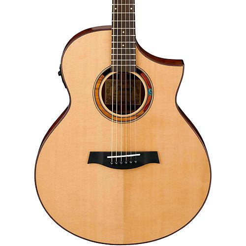 Ibanez Exotic Wood AEW120BG-NT Acoustic-Electric Guitar