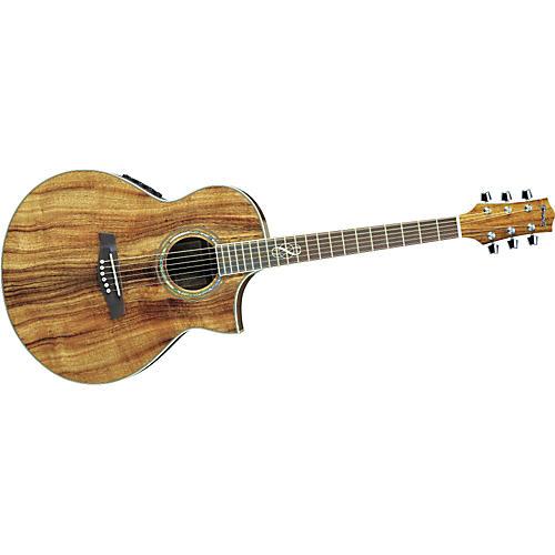 Ibanez Exotic Wood EW20KOENT Cutaway Acoustic-Electric Guitar