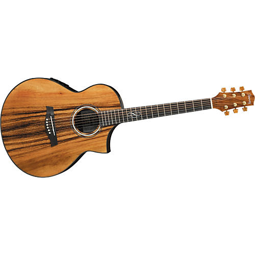 Ibanez Exotic Wood Series EW50MPSE Acoustic-Electric Guitar