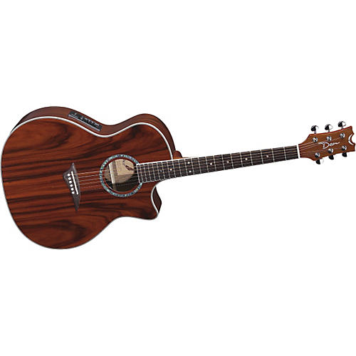Dean Exotica Andes Acoustic-Electric Guitar