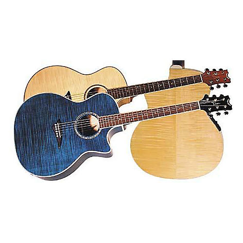 Dean Exotica FM Acoustic-Electric Guitar-thumbnail
