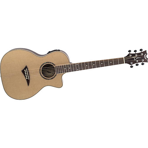 dean exotica nomad acoustic electric travel guitar musician 39 s friend. Black Bedroom Furniture Sets. Home Design Ideas