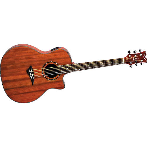 Dean Exotica Paduk Acoustic-Electric Guitar-thumbnail