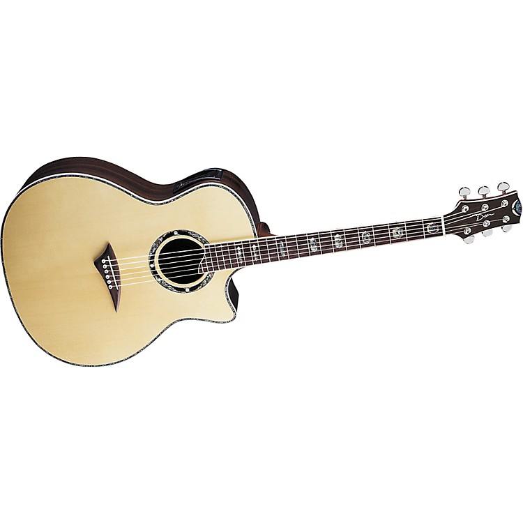 DeanExotica RSE Supreme Acoustic-Electric Guitar