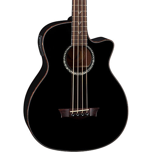 Dean Exotica Supreme Acoustic-Electric Bass with Aphex