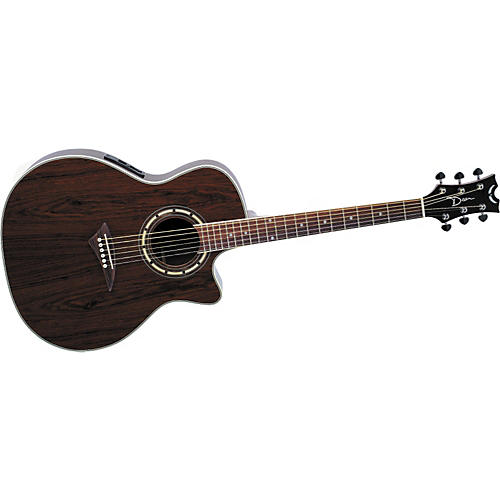 Dean Exotica Walnut Acoustic-Electric Guitar-thumbnail
