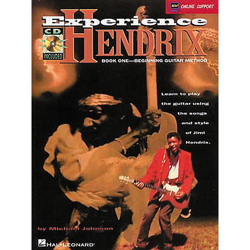 Hal Leonard Experience Hendrix - Book One Book/CD
