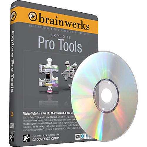 Brainwerks Explore Pro Tools