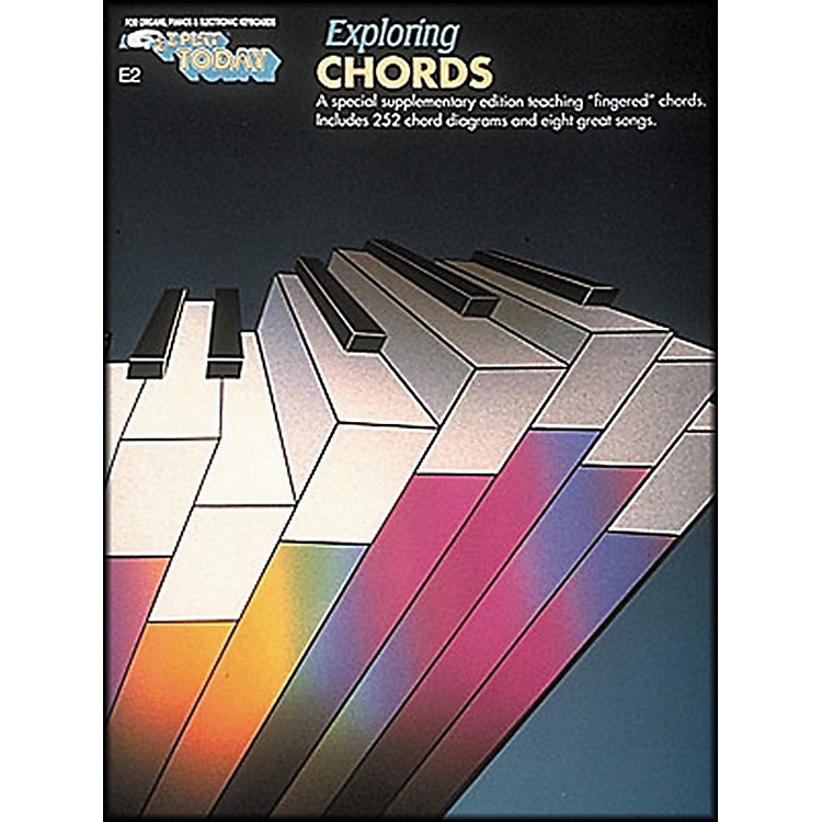 Hal Leonard Exploring Chords E2 E-Z Play