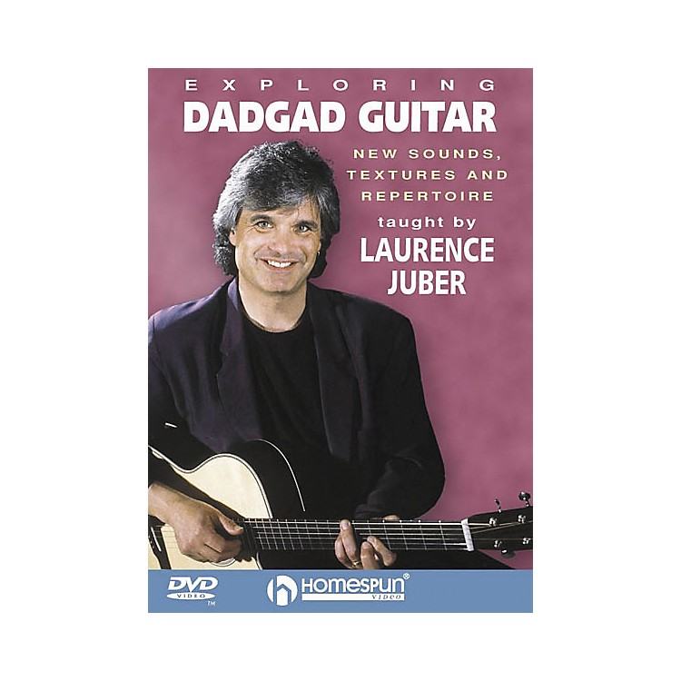 Homespun Exploring DADGAD Guitar (DVD)