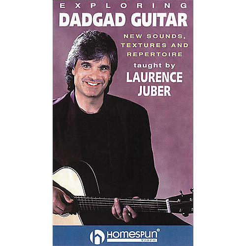 Hal Leonard Exploring DADGAD Guitar Video