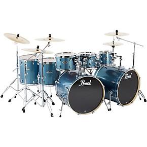 pearl export double bass 8 piece drum set musician 39 s friend. Black Bedroom Furniture Sets. Home Design Ideas