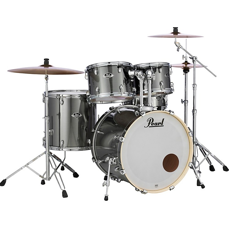 Pearl Export Standard 5-Piece Drum Set with Hardware