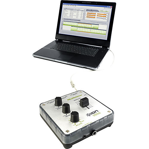 ION Express DJ USB Interface with Software