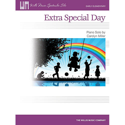 Willis Music Extra Special Day Willis Series by Carolyn Miller (Level Early Elem)-thumbnail