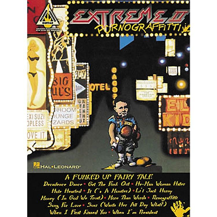 Hal LeonardExtreme II Pornograffitti Guitar Tab Songbook
