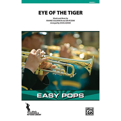 Warner Bros Eye of the Tiger Grade 2 (Easy)-thumbnail