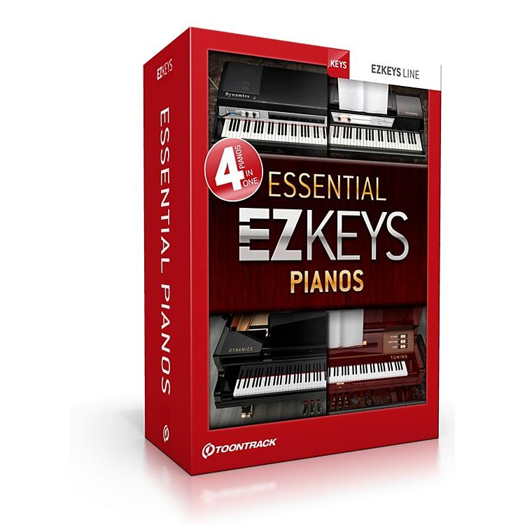 ToontrackEzkeys Essential Pianos