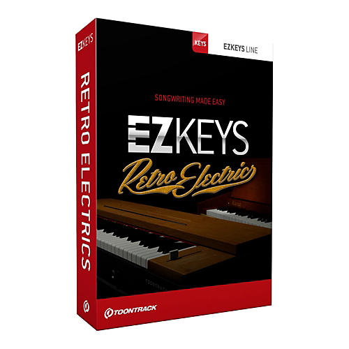 Toontrack Ezkeys Retro Electrics Software Download
