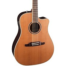Fender F-1030SCE Cutaway Dreadnought Acoustic-Electric Guitar