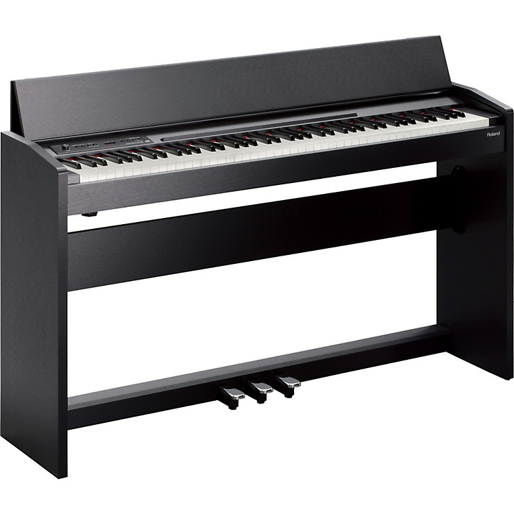 Roland F-120 SuperNATURAL Piano (Satin Black)