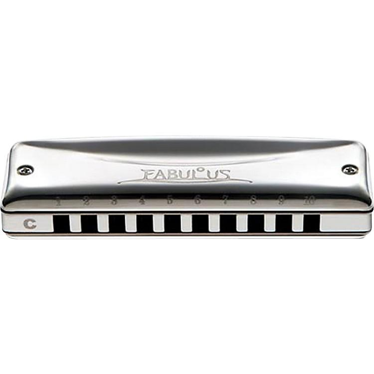 SuzukiF-20E Fabulous Series Diatonic HarmonicaBb