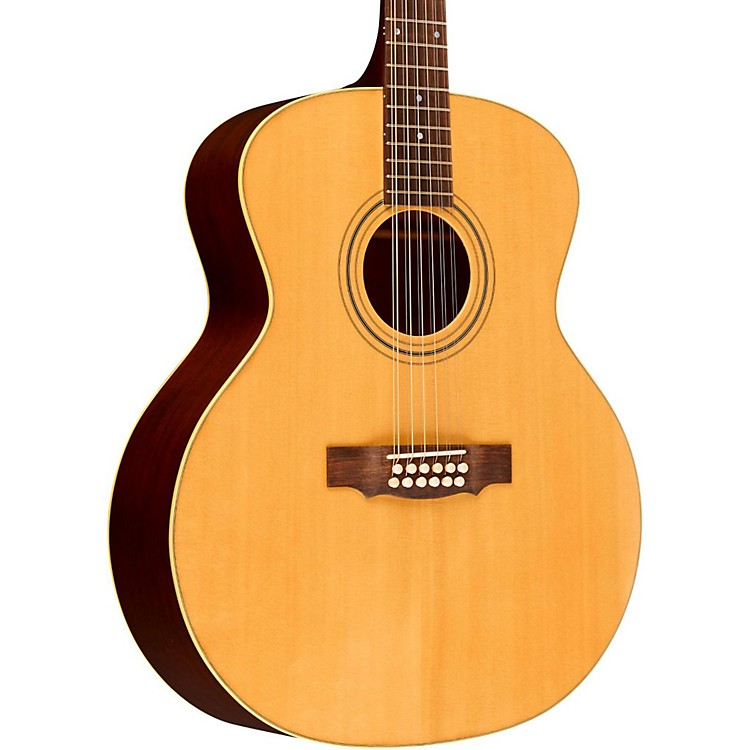 Guild F-212XL Standard Acoustic Guitar Natural