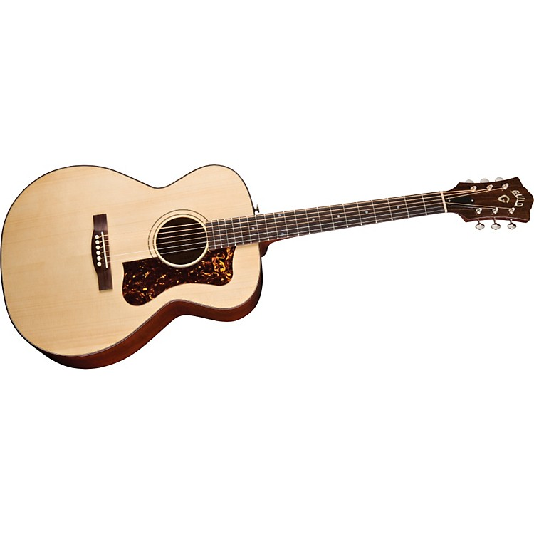 Guild F-30 Acoustic-Electric Guitar with DTAR Multi-Source Pickup System