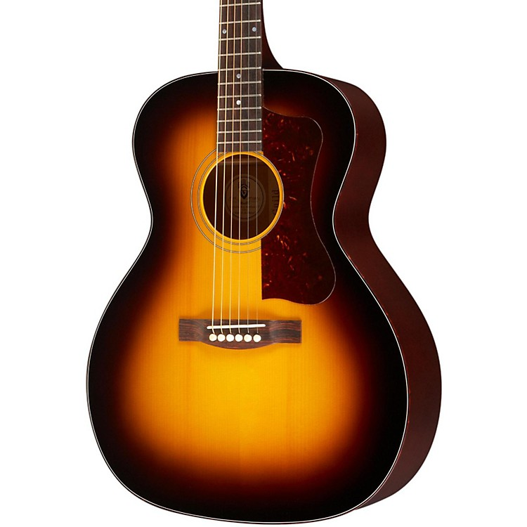 Guild F-40 Grand Orchestra Acoustic Guitar Antique Burst