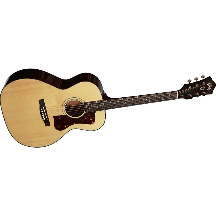 Guild F-40 Valencia Acoustic-Electric Guitar with DTAR Multi-Source Pickup System