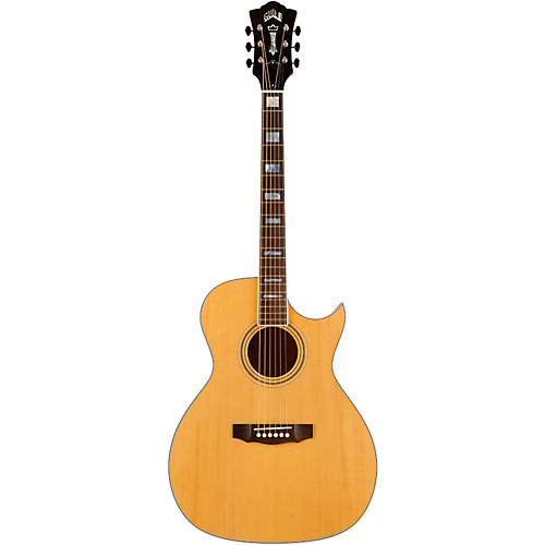 Guild F-47MC Acoustic-Electric Guitar with DTAR Multi-Source Pickup System