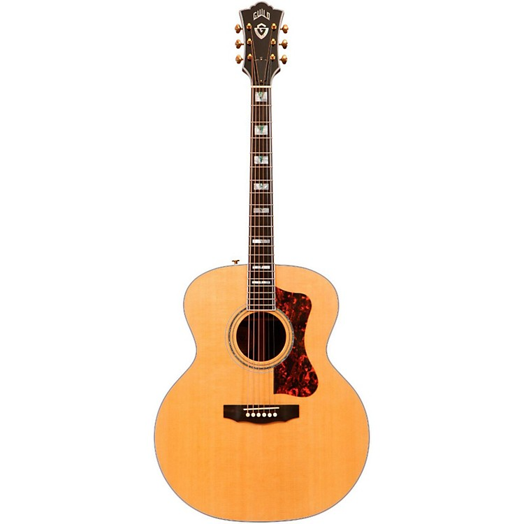 Guild F-50R Jumbo Acoustic Guitar Natural