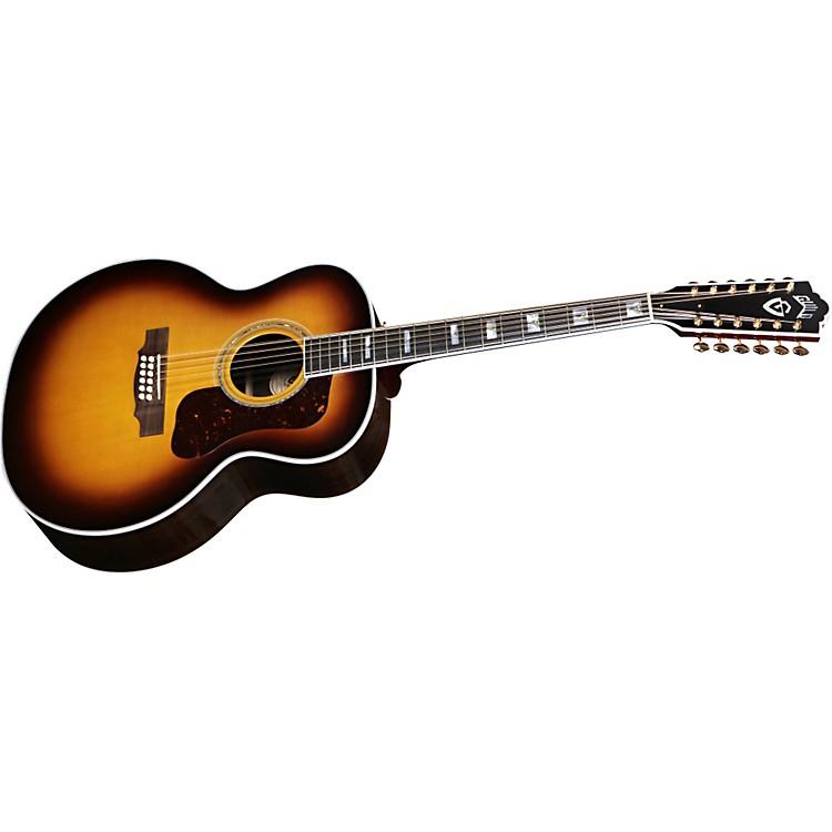 GuildF-512 Jumbo 12-String Acoustic Guitar