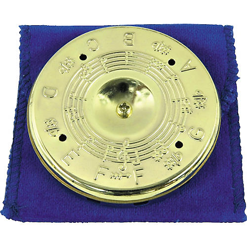 Performance Plus F Chromatic Pitch Pipe with Velvet Pouch
